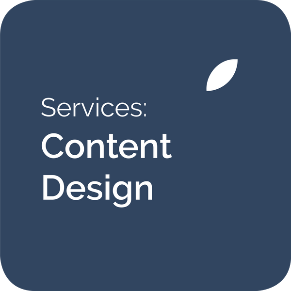 Content design services for Australia and the New Zealand Government Web Services Panel