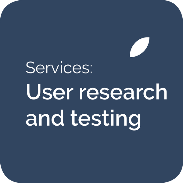 User research, usability, user insight and UX design services for websites and apps in New Zealand and Australia