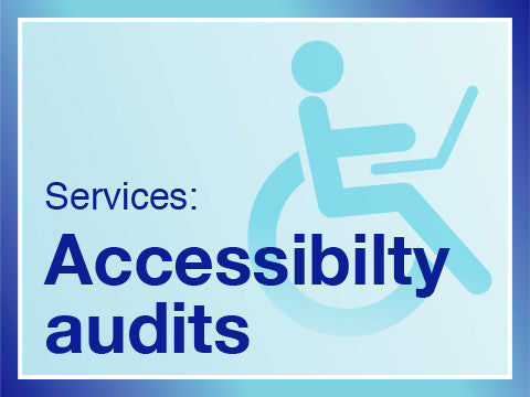 Accessibility audits, accessible content, W3C standards, NZ Government Web Standards