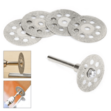 Double Sided Diamond Cutting Discs (10 Pcs)