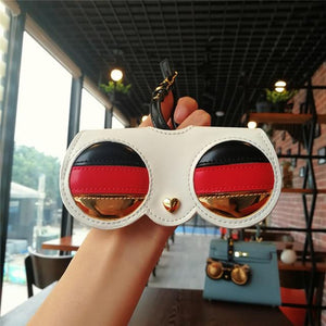 2019 Fashion Hot Animal Cartoon Women Portable Sunglass Case