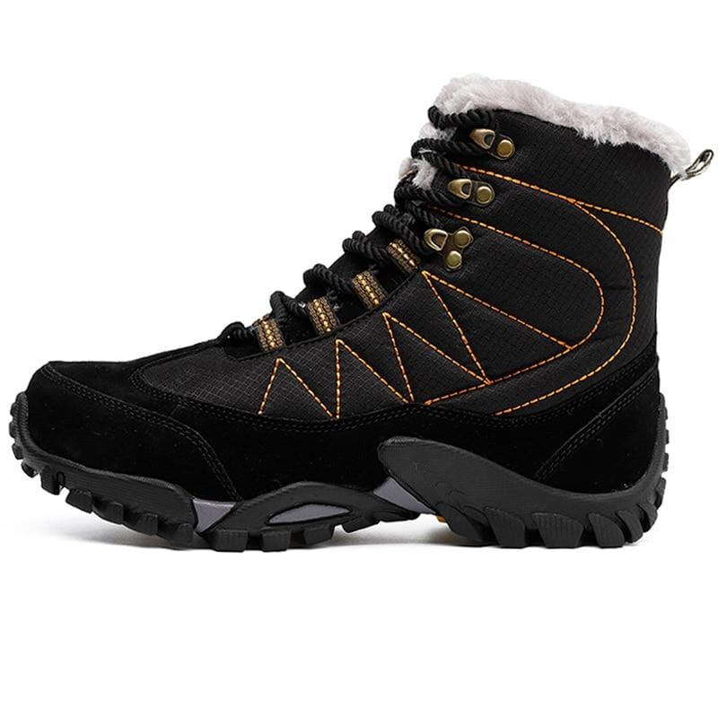 Hiking Boots Shoes Womens Waterproof Walking Hike Trail Brown Black Lightweight Winter Footwear Stylish Boot Ladies Cute