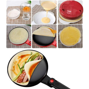 Crepe Maker Portable Electric Makers Machine
