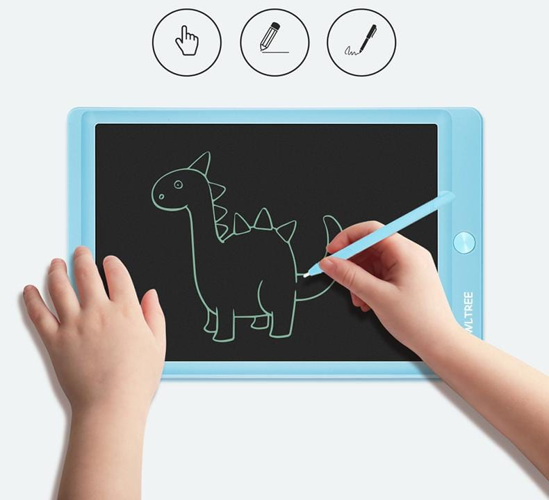 Drawing Tablet Digital Electronic Sketch Pad Writing For Kids Draw Artwork Art Craft