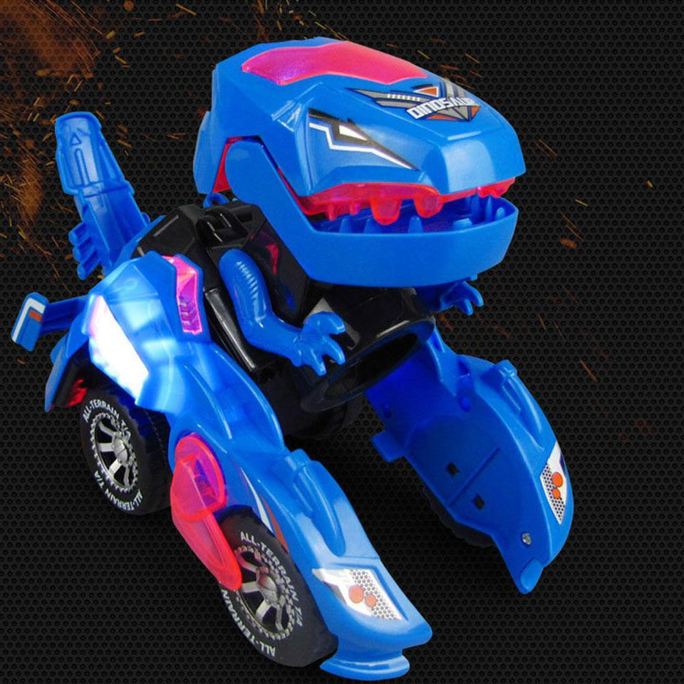 Dinosaurus Transforming Monster Car