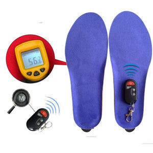 Heated Insoles Boots Shoe Warmers Electric Battery Rechargeable Foot Ski Hunting Boot Inserts Best