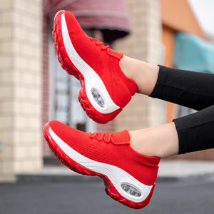 Sock Sneakers Womens Runners Shoes That Look Like Socks Sneaker Women Black Grey Purple Red Pink White Yellow Shoe Running Comfort Comfortable Lightweight
