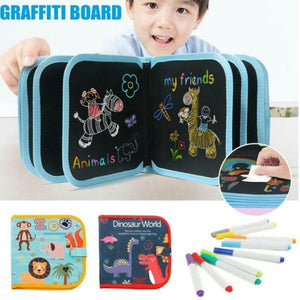 Erasable Drawing Pad