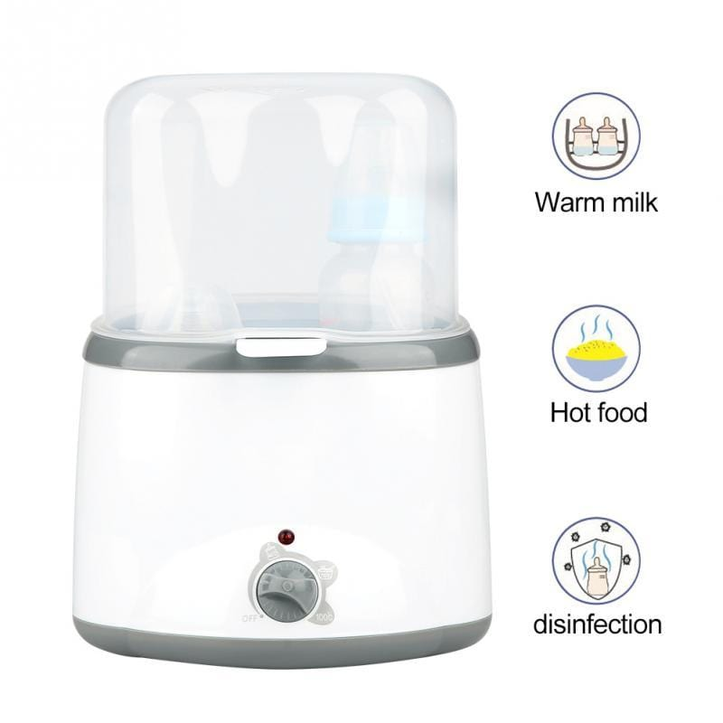 Bottle Sterilizer Baby Sanitizer And Dryer Best Boiling Mom Breastfeeding Milk Formula