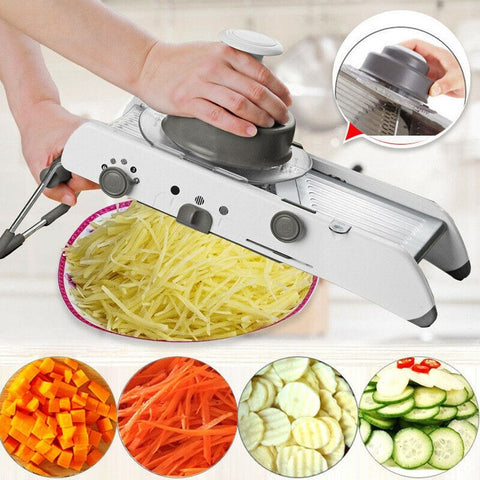 Mandoline Slicer Kitchen Cutter Chopper Vegetable Grater Slicers Tool Cooking Japanese Food Best