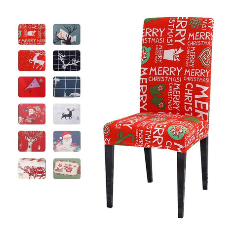 Christmas Chair Covers Cover