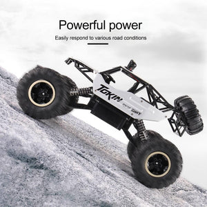 RC Rock Crawler Bouncer Truck 4X4 Kit Truck Crawlers Kits Scale Remote Control