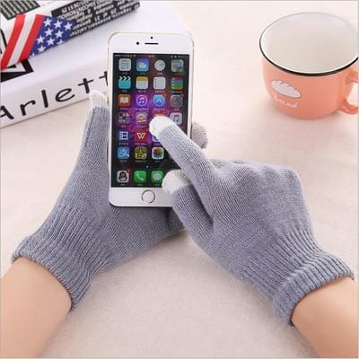 Touchscreen Gloves Texting Smartphone Glove Touch Screen Women's Winter iPhone Mens