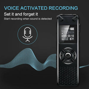 Voice Recorder Audio Sound