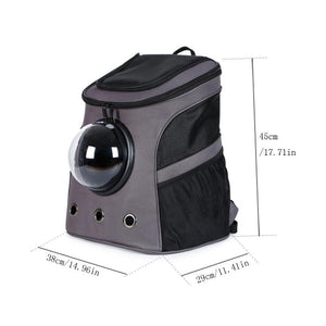 Cat Backpack Carrier With Window
