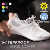 Waterproof Shoe Covers Non Slip Plastic Rain Reusable Rubber Booties Silicone Resistant Cover