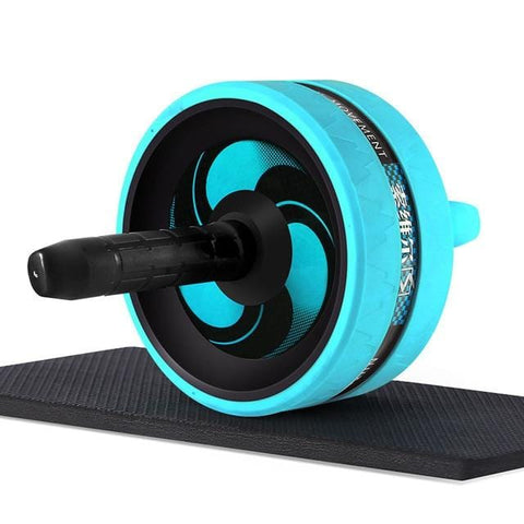 Ab Roller Wheel Rollout Workout Roll Out Abs Work Out Exercise Abdominal