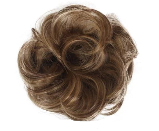 Messy Bun Easy Long Short Hair Curly Buns Cute High Low Medium Thin Side Perfect Extension Extensions