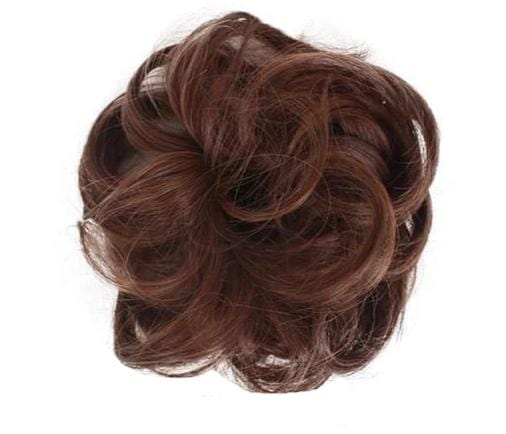 Messy Rose Bun Perfect Side Hair Thin Short Long Medium Curly Low Loose High Cute Buns