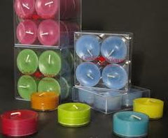 Tea Lights-Box of 4