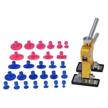 Load image into Gallery viewer, Auto Car Body Dent Remover Repair Puller Kit Tools With 28Pcs Tabs