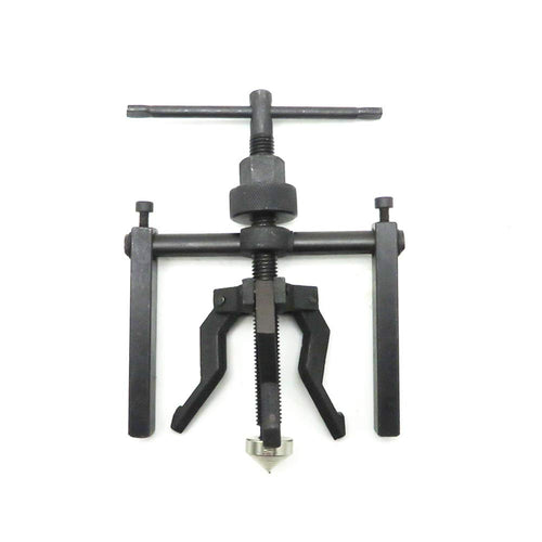 3-jaw Inner Bearing Puller, Fine-Quality Carbon Steel Gear Extractor Heavy Duty Automotive Machine Tool Kit for Car SUV