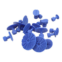 Load image into Gallery viewer, 18pcs Blue Mixed Pulling Drawing Gasket Tool of Cars Paintless Dent Repair Tools of Auto