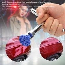 Load image into Gallery viewer, 19pcs Short Puller Slide Hammer Tabs Suction Cup Hand of Cars Paintless Dent Repair Tools Kit Suit of Auto
