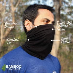 Bamboo Bandana - Set of 4