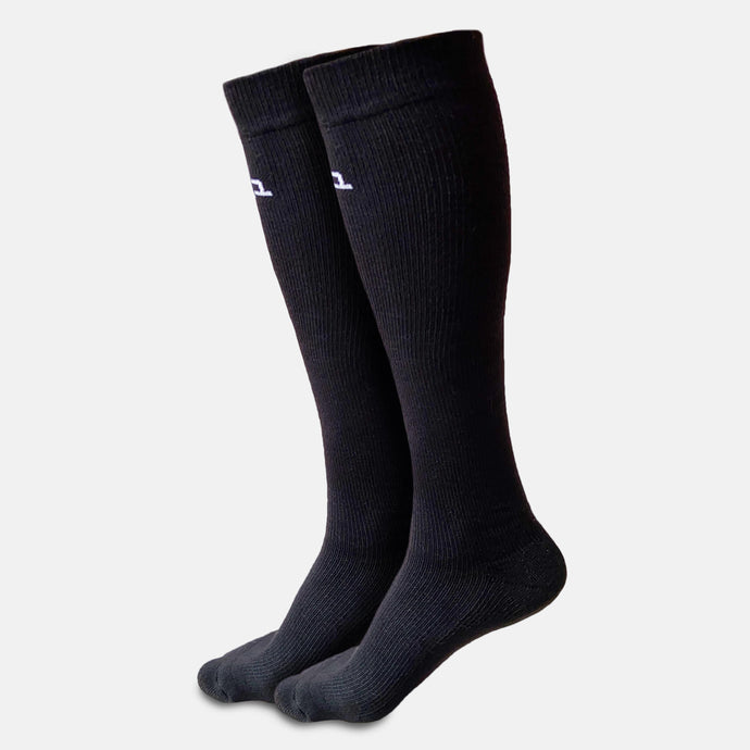 Bamboo Compression Socks - 2 Pairs