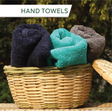 Load image into Gallery viewer, Bamboo Hand Towels - Set of 2