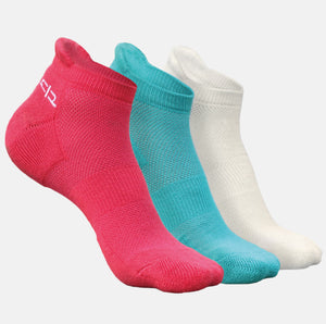 Bamboo Women Ankle Socks - 3 Pairs