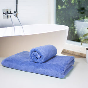 Bamboo Bath & Hand Combo - Set of 2