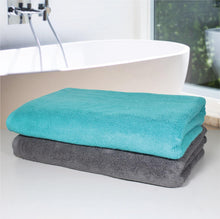 Load image into Gallery viewer, BATH TOWELS - Set of 2 - Heelium