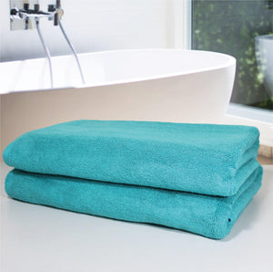 BATH TOWELS - Set of 2 - Heelium