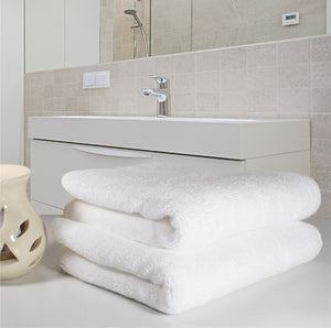 Bamboo Hand Towels - Set of 2