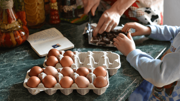 Three Breakfasts Your Kids Can Cook Themselves