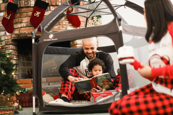 Why You Need the Pop N Go Playpen Under Your Tree This Christmas