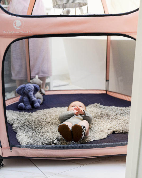 Bunkering Down Can Be Fun With The Pop 'N Go Playpen