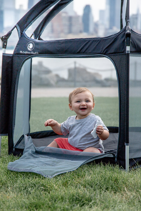 Pop Off The New Year With The World's Best Playpen!