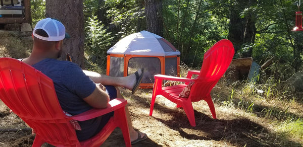 Going Camping? Here's what we & everyone else has to say about that