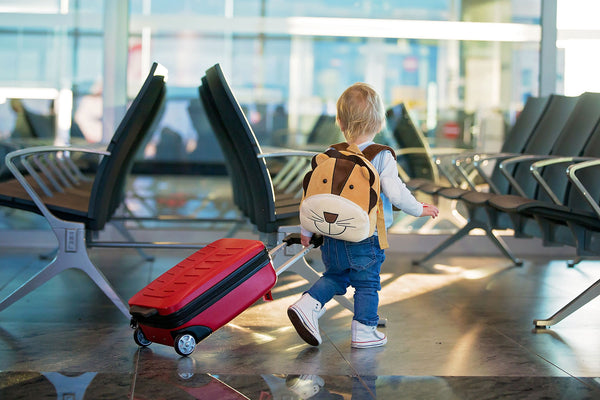 10 Must-Have Items When Traveling with a Toddler