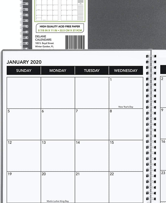 2020 Annual Planner, PRE-ORDER, 8.5