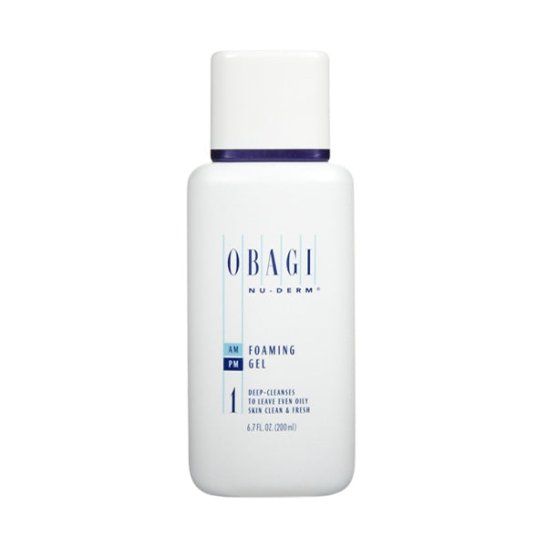 Obagi Nu-Derm Foaming Gel (198ml)