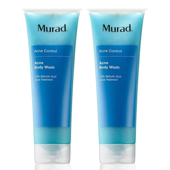 Murad Acne Body Wash (250ml Bundle)
