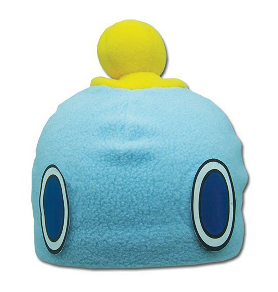 Sonic The Hedgehog Chao Face Fleece Hat Thinkcooltoys