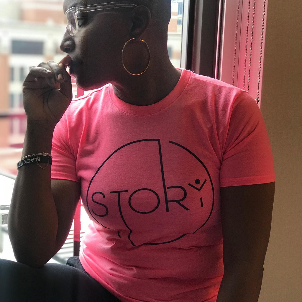 What's your StorY Tee (Women)