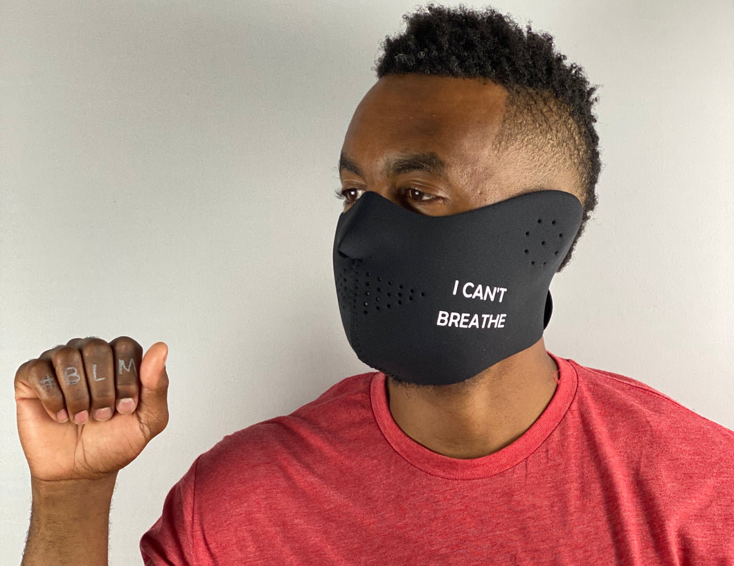 """I Can't Breathe"" Story Mask"