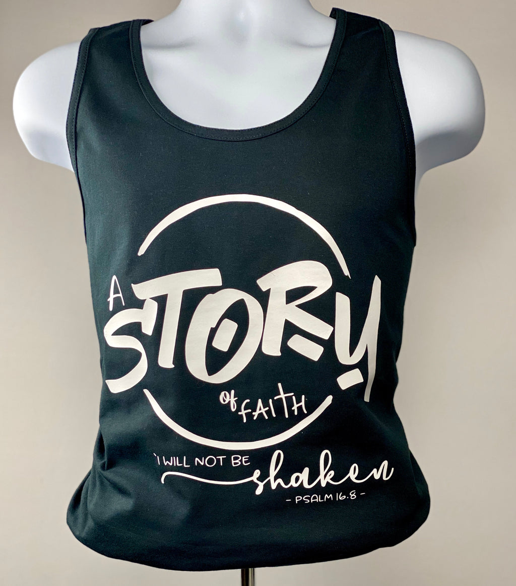 A Psalms Story (Men's) Tank