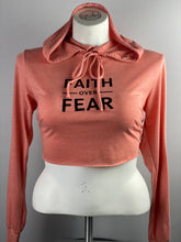 Load image into Gallery viewer, A Story of Faith over Fear Hoodie